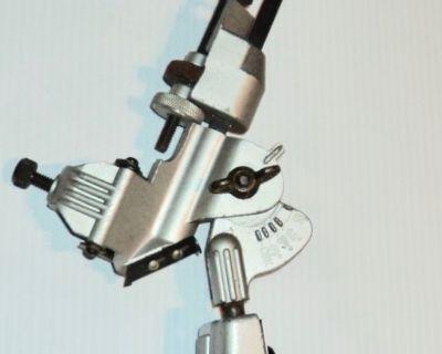 New - Vintage Antique Craftsman No. 6677 Drill Bit Grinding Attachment