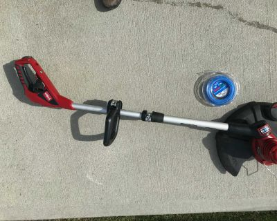 Toro weed whip and edger