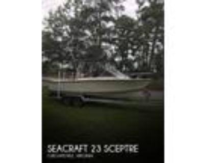 23 foot SeaCraft 23 Sceptre