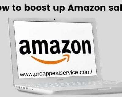 How to boost up Amazon sales