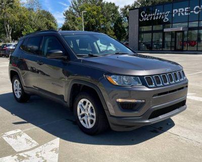 2018 Jeep Compass Sport