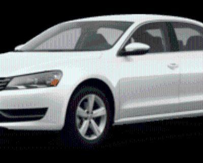 2012 Volkswagen Passat SE 2.5 Auto