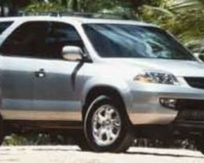 2002 Acura MDX with Touring