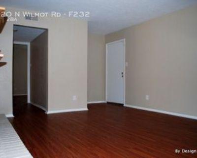 1620 N Wilmot Rd #F232, Tucson, AZ 85712 2 Bedroom Condo