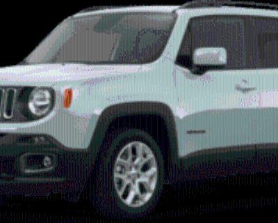 2016 Jeep Renegade 75th Anniversary 4WD