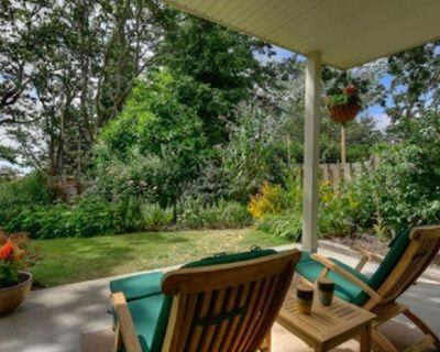 Relaxing Garden Oasis near downtown Victoria - Victoria