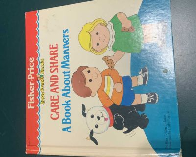 Fisher price- a book about manners
