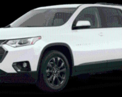 2019 Chevrolet Traverse RS with 2LT FWD