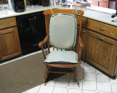 Adult Size Maple Rocking Chair
