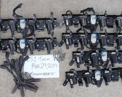 FS: D585 Truck coils/coil pack, Ignition Coils