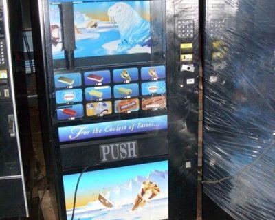 Fastcorp 631 Ice Cream Frozen Food Vending Machine