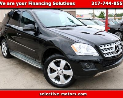 Used 2011 Mercedes-Benz M-Class 350 4MATIC