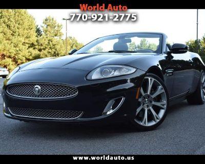 2014 Jaguar XK-Series XK Portfolio Convertible