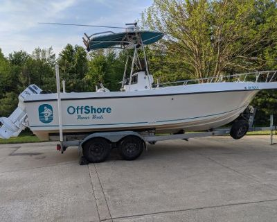 1996 Offshore Yachts 26' centerconsole