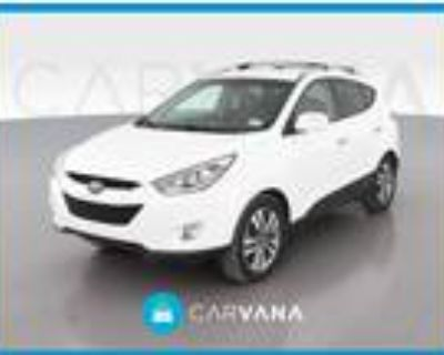 2015 Hyundai Tucson White, 98K miles
