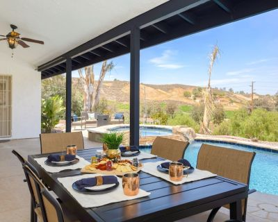 Sip Back and Relax-Pool, Jacuzzi, & Game Room - Temecula