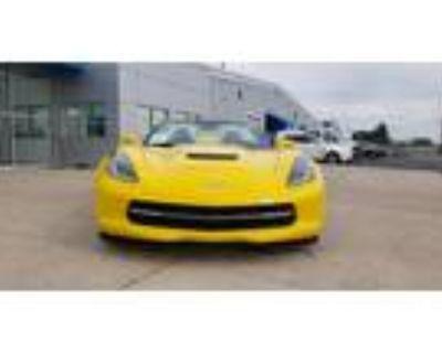 2015 Chevrolet Corvette Stingray 2LT