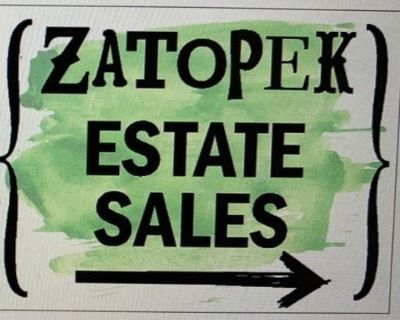 Moving Estate.. clean quality sale!