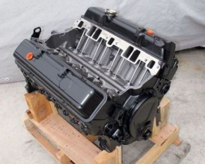 Gm Performance 12499529 Small Block Chevy 350/290 Long Block Engine