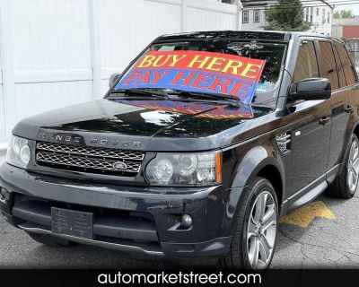 Used 2012 Land Rover Range Rover Sport SPORT SUPERCHARGED SC