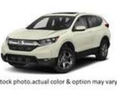 2018 Honda CR-V 4d SUV FWD EX