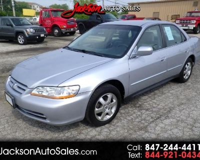 2002 Honda Accord EX sedan