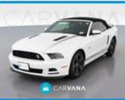 2014 Ford Mustang White, 11K miles