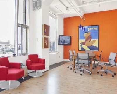 Bright Loft Great for Creative Meetings, Toronto