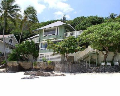 The Perfect Lanikai Retreat With Direct Access To Secluded White Sand Beach! - Lanikai