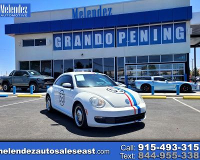 Used 2012 Volkswagen Beetle 2dr Cpe Auto 2.5L