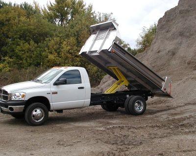 2020 TAFCO 8' Dump Truck Bodies Medium Duty