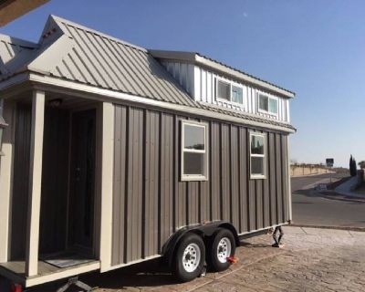 BUY FROM THE OWNER - 2015 Tumbleweed Cypress