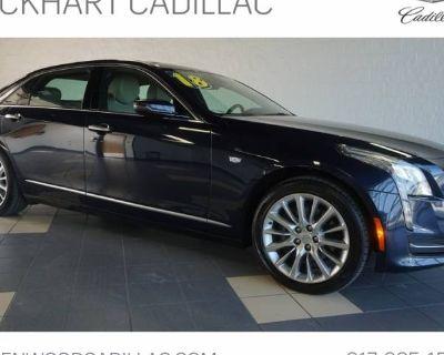 2018 Cadillac CT6 Standard