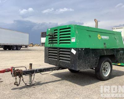 2013 (unverified) Sullivan DF185PJD Mobile Air Compressor