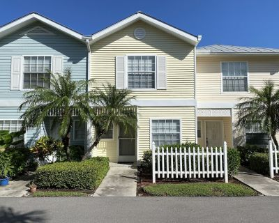 Shipyard - Key West Style Gulf Access Townhouse - North Fort Myers