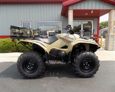 2021 Yamaha Kodiak 700 ATV Utility Janesville, WI