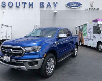 Used 2019 Ford Ranger 4WD SuperCrew 5' Box