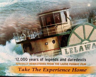 """Niagara: Miracles, Myths & Magic"" Dvd (IMAX Film)"