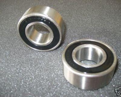 """Hd Roadking 1"""" Axle Rear Wheel Bearings (2) Pcs. 2002'-2007' Flhrs Road King"""
