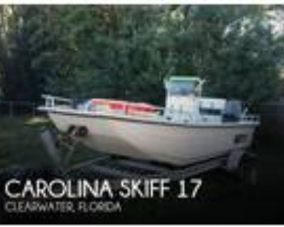 16 foot Carolina Skiff 16