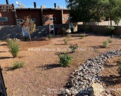 4849 Gibson Blvd Se #15, Albuquerque, NM 87108 1 Bedroom Apartment