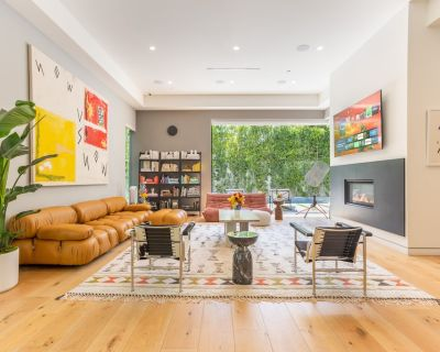 Stunning Artist's Home -near West Hollywood-los Angeles - Melrose