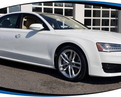 2016 Audi A8 4.0T