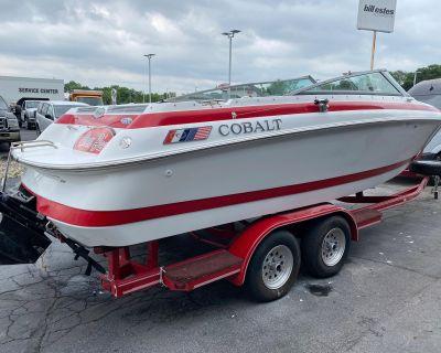 1996 Cobalt 233 Cuddy