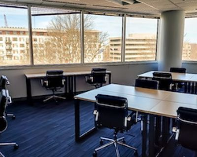 Private Office for 10 at TKO Suites Tysons