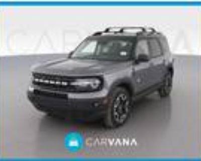 2021 Ford Bronco Gray, 4K miles