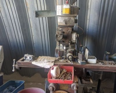 Lathe and Mill