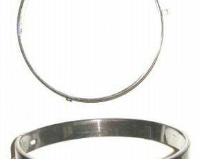 New Stainless Steel Headlight Retainer Rings Nova 68 69 70 71 72 73 74 75