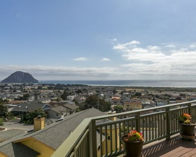 Stunning Sunsets, Amazing View and Ocean Breeze! - Morro Bay