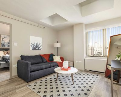 CozyStays Modern Downtown Apartment - Downtown Louisville